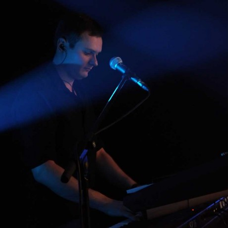 Christopher (Keyboard, Gesang)